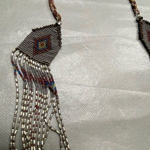 Jewelry - Beaded South Western Necklace